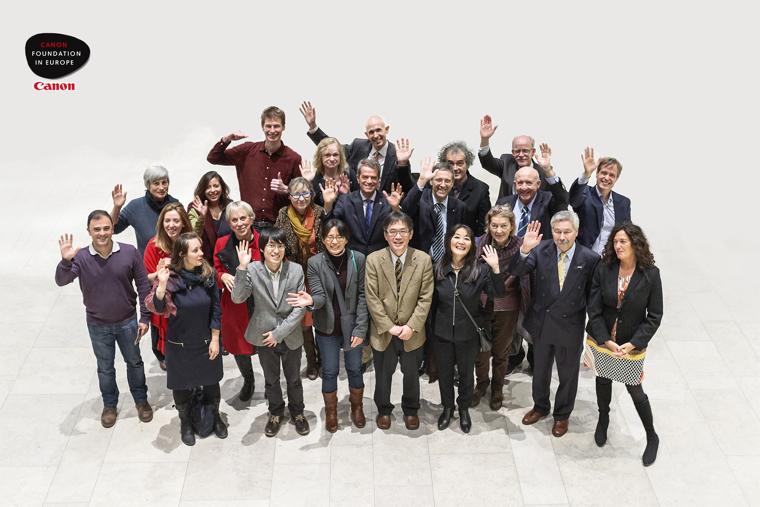 Canon Fellows and invited guests enjoyed a private tour by Mr. Menno Fitski in the Rijksmuseum.